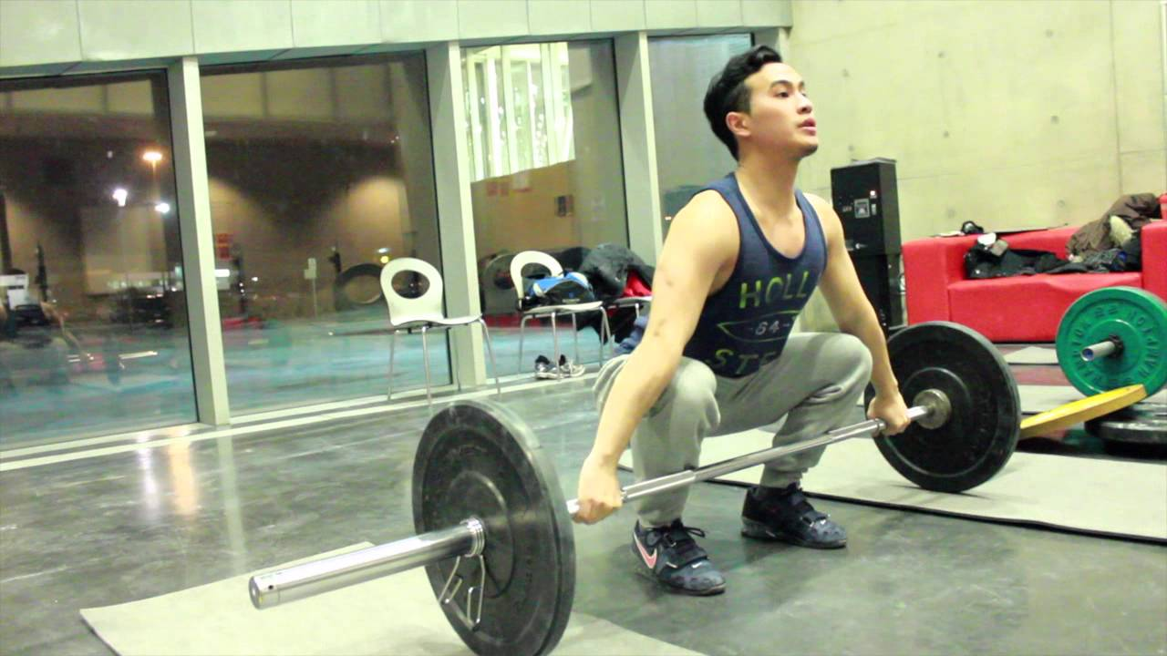 descriptive weightlifting