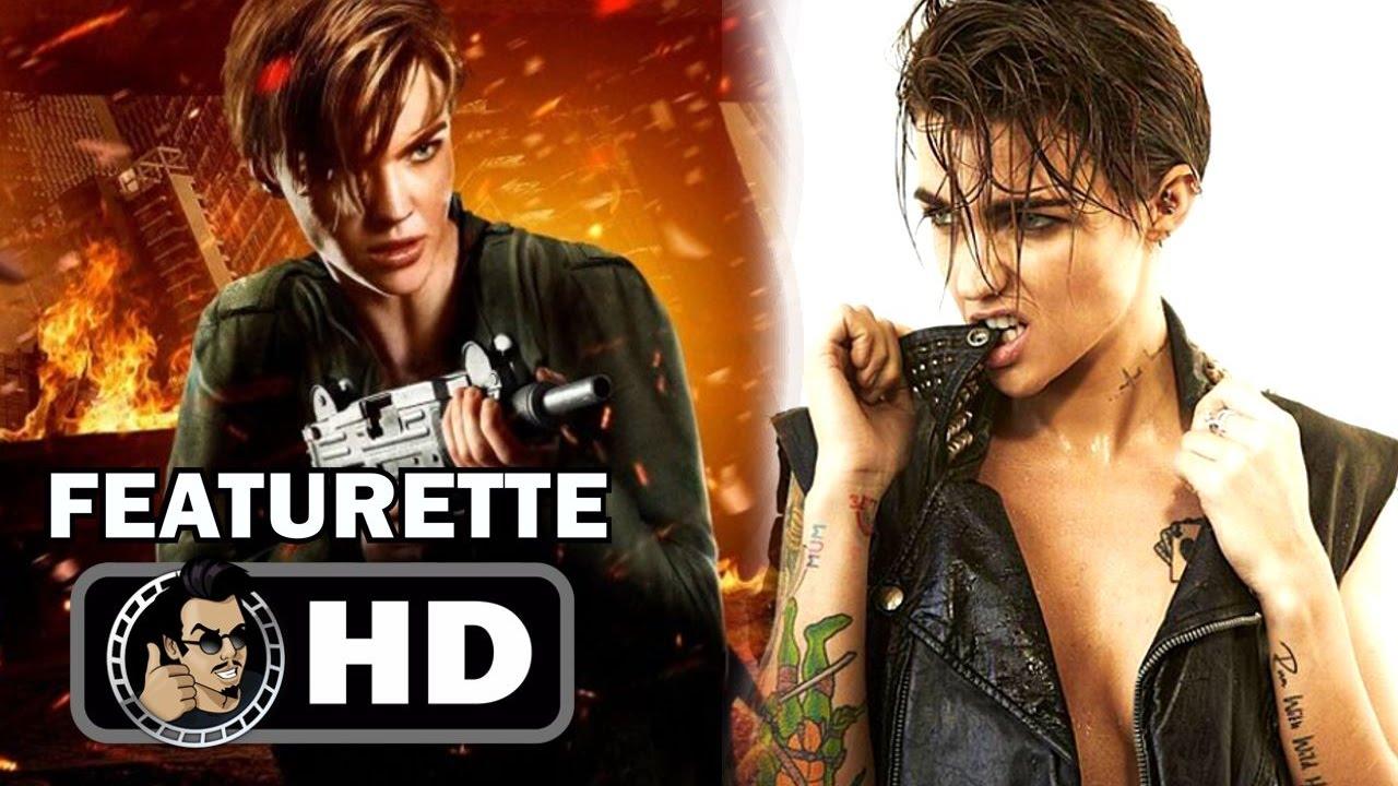 Watch Resident Evil The Final Chapter Abigail Featurette 2016